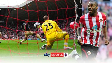 On This Day: Bent's beachball goal