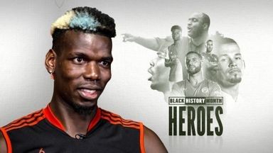 Black History Month - Heroes: Pogba