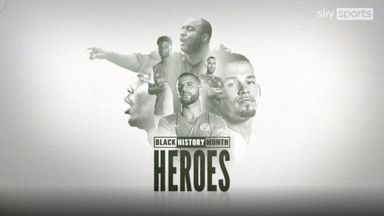Black History Month - Heroes: Vieira