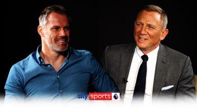 Klopp would make a great Bond! | Carra meets Craig