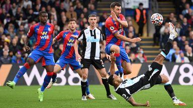 Wilson's incredible overhead kick!