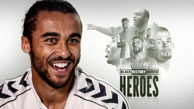 Black History Month - Heroes: Calvert-Lewin