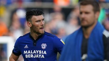 Cardiff fans fear for club's Championship status