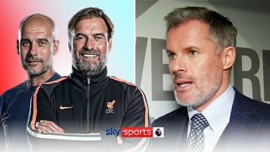 Liverpool vs Man City: Carragher on team news