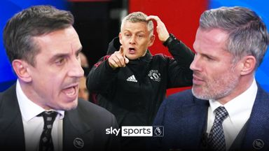 Nev vs Carra: What happens to Ole?
