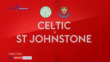 Celtic 2-0 St. Johnstone