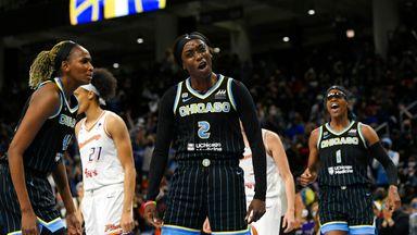 WNBA Finals Game 3: Mercury 50-86 Sky