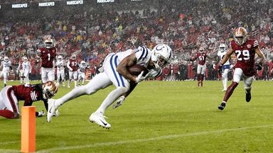 Pittman Jr's top-shelf 28-yard TD grab