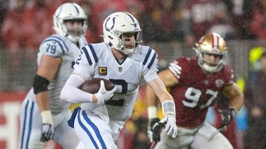Colts 30-18 49ers: Highlights
