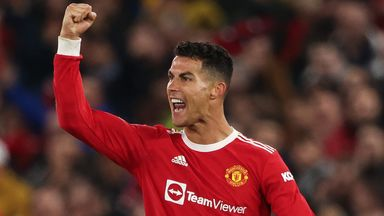Ole: Ronaldo's winner 'what he does better than most'