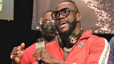 Wilder: A defining moment in my career