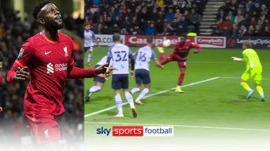 Origi's incredible scorpion kick goal!