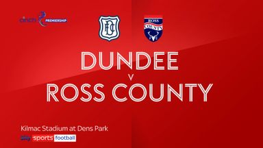 Dundee 0-5 Ross County