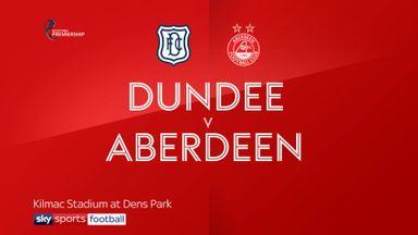 Dundee 2-1 Aberdeen