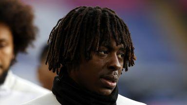 Vieira: We won't rush Eze back
