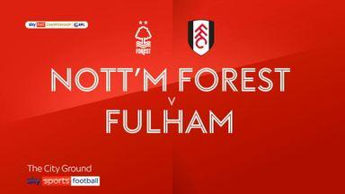 Nottingham Forest 0-4 Fulham
