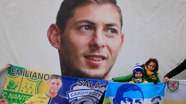 Man pleads guilty to charge relating to Sala flight