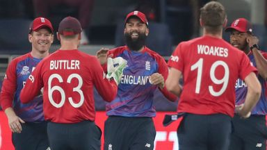 'England made statement to T20 rivals'