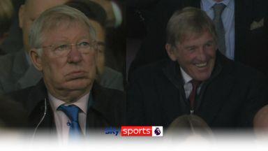 Sir Alex despondent; Dalglish delighted!