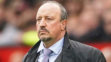 Benitez rules out Newcastle return