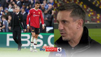 Neville: Man Utd have been shoddy all season