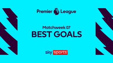 PL Best Goals MW7: Martial, Foden, Salah