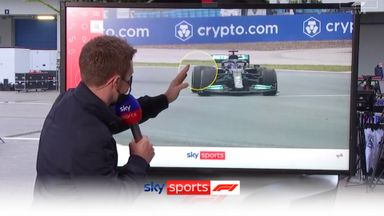 SkyPad: Ant analyses tyre issues