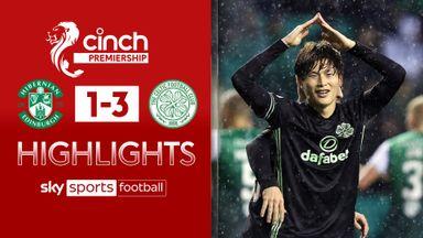 Hibernian 1-3 Celtic