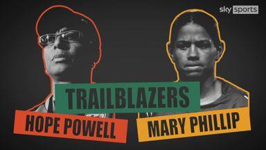 Trailblazers: Hope Powell & Mary Phillip
