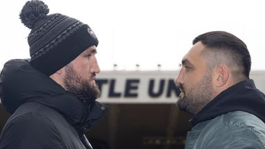 Fury: Hammer isn't fighting Price this time