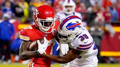 Highlights: Bills 38-20 Chiefs
