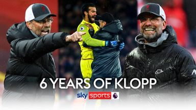 Six years of Klopp: Best Liverpool moments