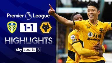 Rodrigo penalty earns late point for Leeds