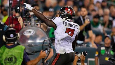 Fournette's best runs from 2-TD night