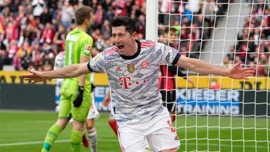 Reus, Lewandowski & more | Bundesliga MW8 top five goals