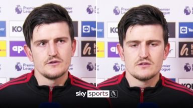 Maguire apologises to Man Utd fans