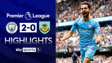 City ease to victory as Burnley remain winless