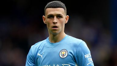 What is Foden's best position?