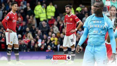 Man Utd's heaviest PL defeats