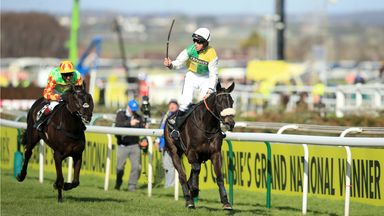 'Hemmings convinced me to run Many Clouds'