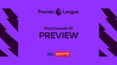 Premier League: MW9 stats preview