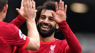 Klopp: Salah best in the world right now