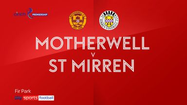 Motherwell 2-2 St Mirren