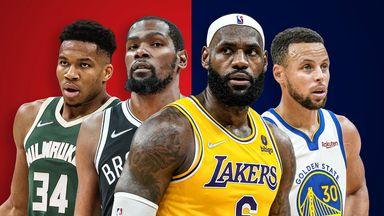 Mooncey makes NBA champion prediction