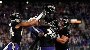 Hollywood Brown wins it in OT for Ravens