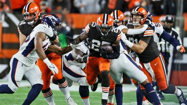 Highlights: Browns 17-14 Broncos
