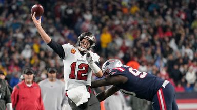 Highlights: Buccaneers 19-17 Patriots