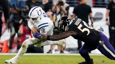 Highlights: Colts 25-31 Ravens