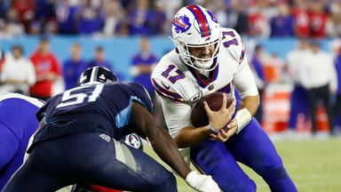 Titans D makes game-winning stop against Bills