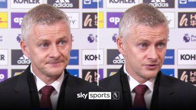 Solskjaer: My darkest day as Utd manager